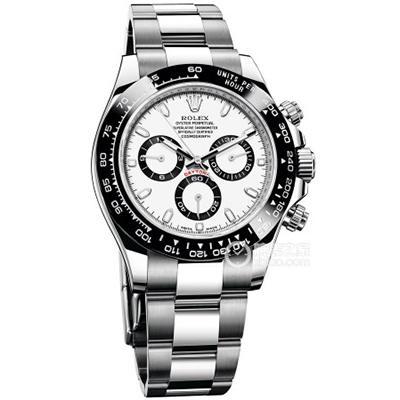 劳力士迪通拿国宝级腕表,看看4130机芯的分量