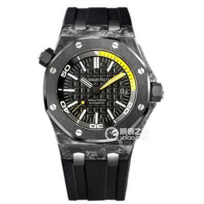 爱彼15706皇家橡树动感腕表,经典设计赏析