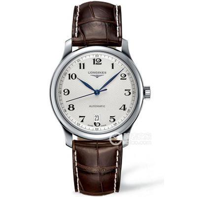 浪琴名匠单历腕表,传承浪琴优雅设计理念