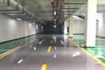 息烽高鐵站地下停車場砂漿地坪漆施工案例