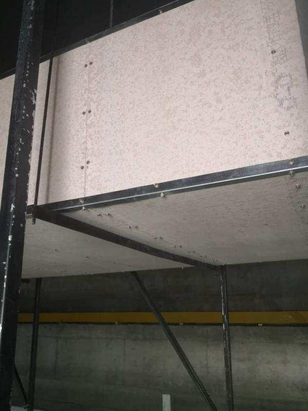 耐火风管硅酸盐防火包覆板