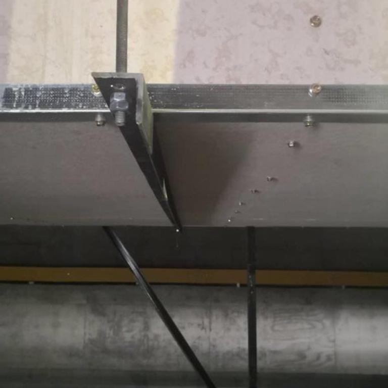 河北埃尔佳防火排烟管道板(硅酸盐防火板)