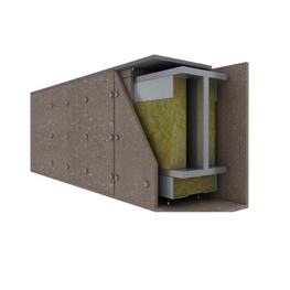 埃尔佳钢结构防火包覆板