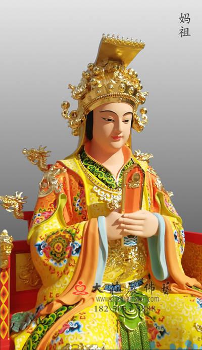 农历3月23日,莆田湄洲祖庙启动妈祖诞辰1059年庆典活动