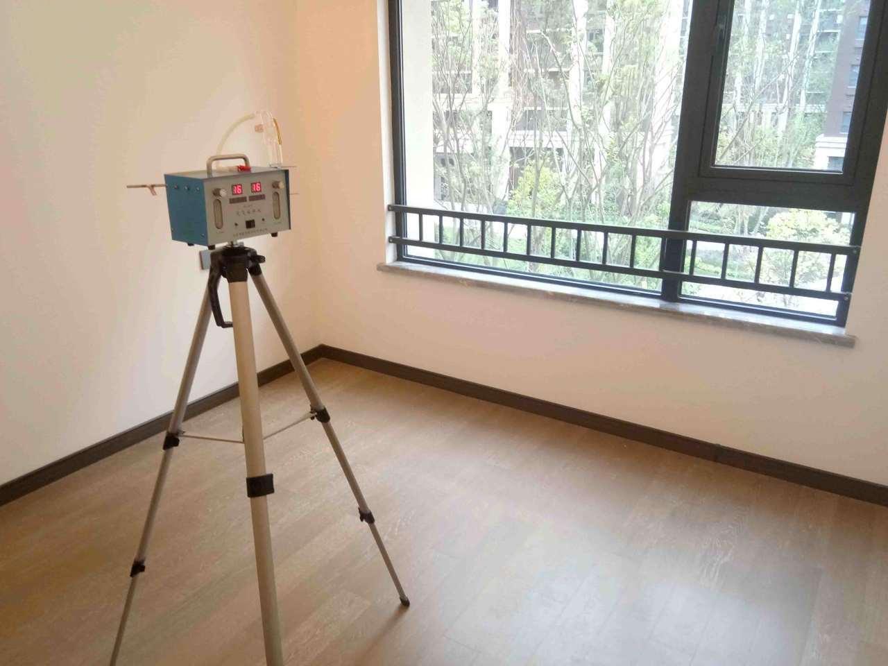 成都室内空气检测CMA机构具体的采样流程说明