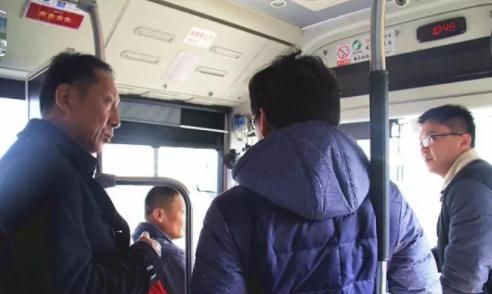 重庆市公交集团领导查看GPS智能调度系统试运行情况
