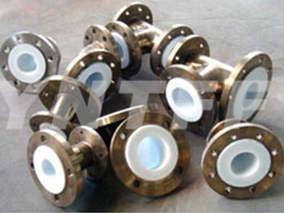 钢衬四氟模压管道、管件