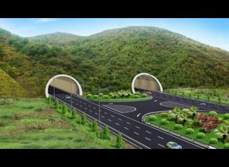 福建永武高速公路隧道