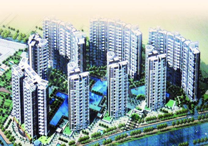 重庆招商雍景城项目
