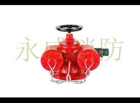 多用式地下消防水泵接合器