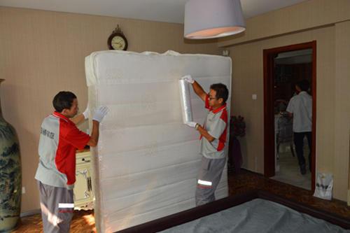 上海家庭搬家服务案例