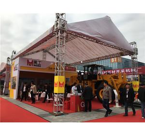 MINGONG IN XIAMEN STONE FAIR 2018