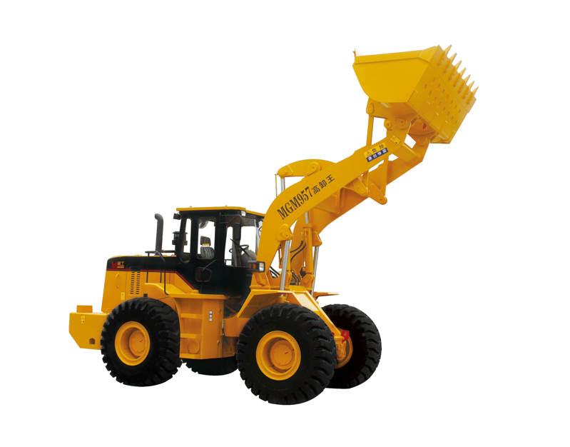 Wheel loader 957