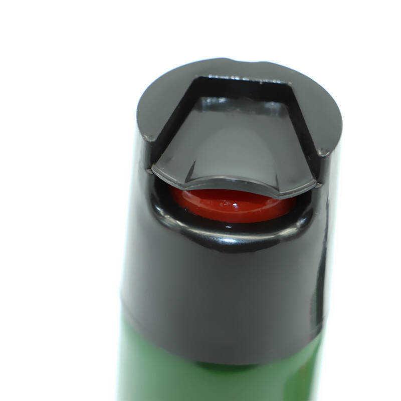 催泪喷雾器使用的方式