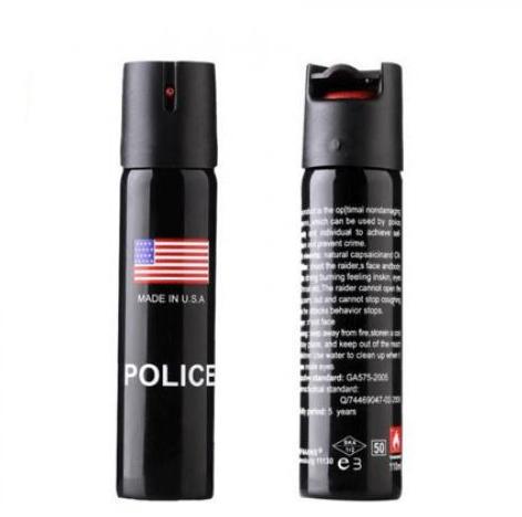 警用催泪喷雾器是什么