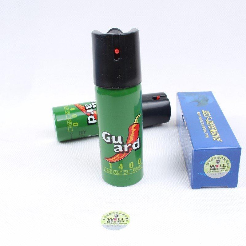 防身喷雾的作用有哪些?