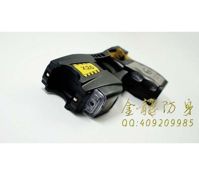 美国泰瑟X26C脉冲警配电击枪