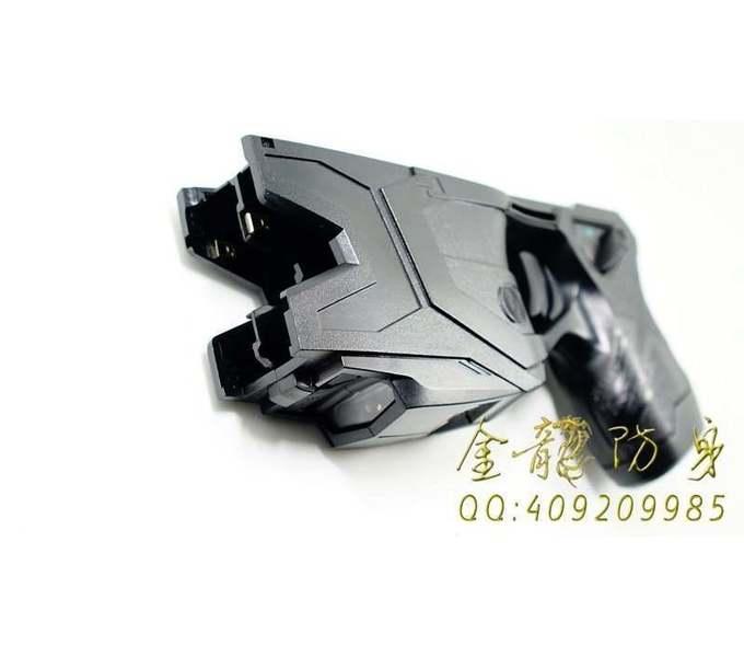 美国泰瑟X2高端连发脉冲远程电击器
