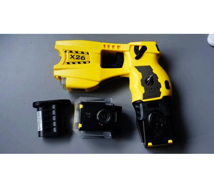 美国泰瑟X26C电击枪