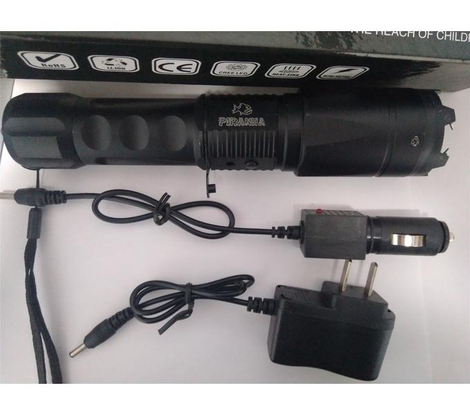 新款黑鹰X3高压电棒