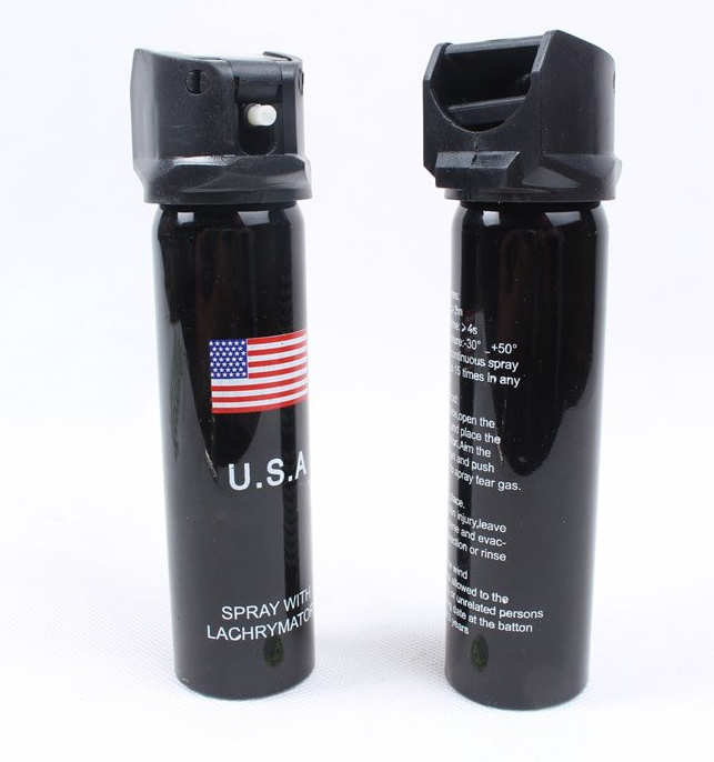 美国进口USA水柱型防狼喷雾