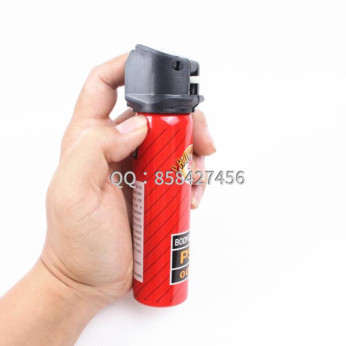 进口红色闪电,地狱烈焰PS007水柱型防狼喷雾