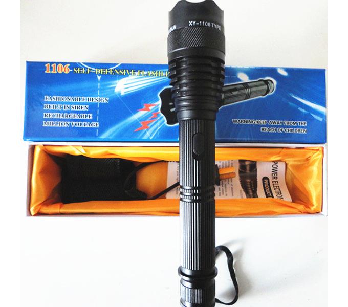 1106型钛合金改进型电击器