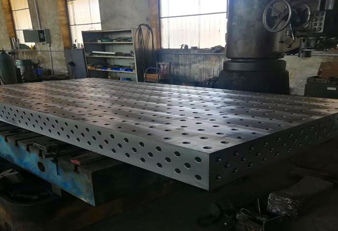 三维柔性焊接平台精包装发货