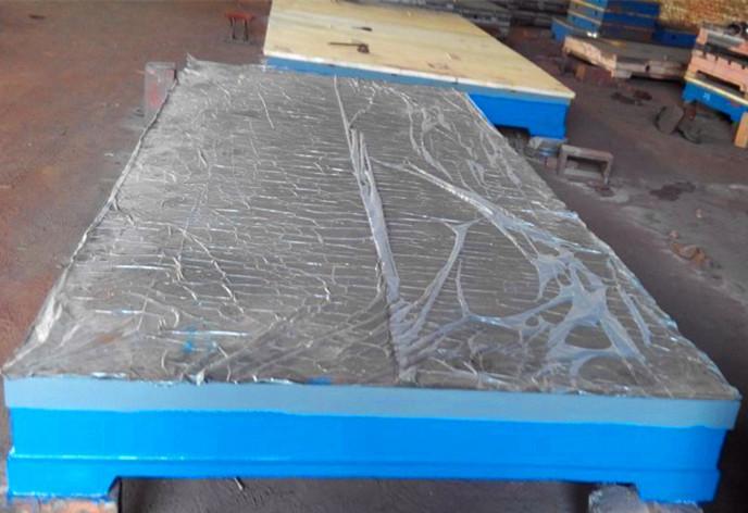 焊接平台怎样正确调整