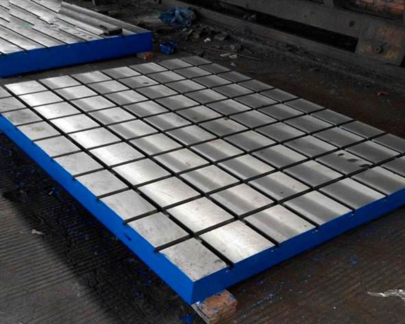 生铁焊接平台