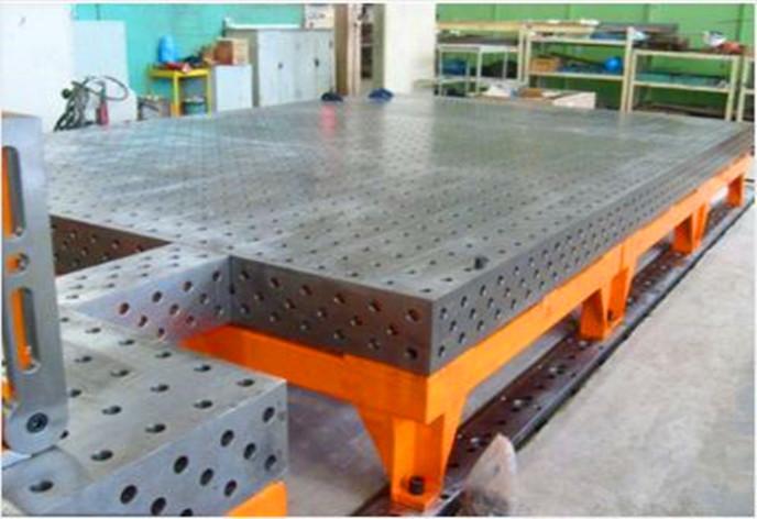广东三维柔性焊接平台