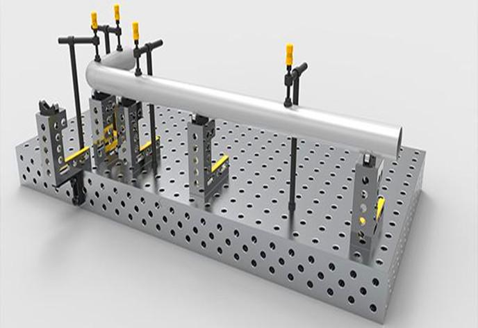四川三维柔性焊接平台
