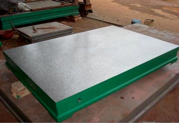 广州铸铁平板刮研
