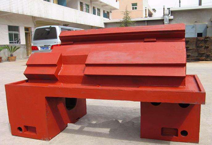 上海机床铸件