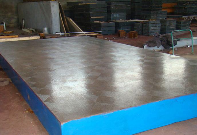大型焊接铸铁平台