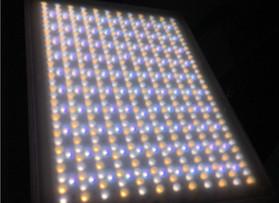 直插LED发光电路板
