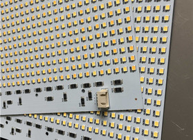 LED灯灯板铝基板