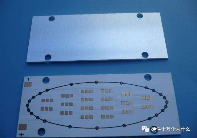 LED铝基发光线路板的制作过程