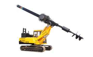 154-15型旋挖機图片展示