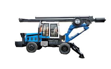 180-18輪式旋挖機