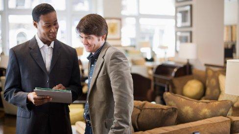 企业进行仓库管理的五大原则