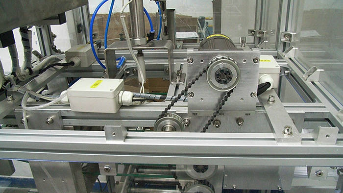 自动机械设备包装机零部件定制
