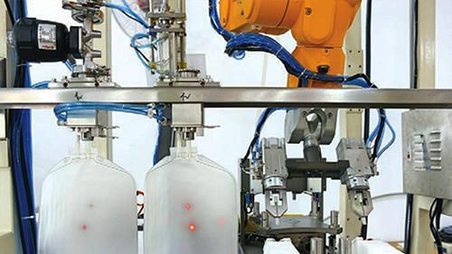各类检测机械设备零部件加工