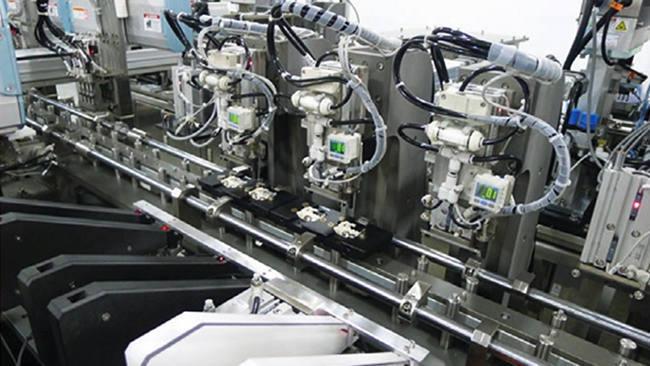 电路板装配机械设备零部件加工