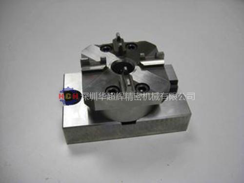 深圳机械加工厂家的案例操作流程