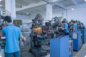 深圳机械配件加工厂家-强大的技术团队