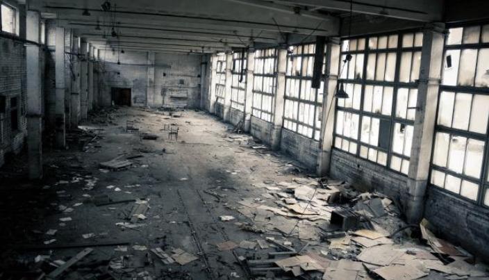 工厂原来是乱葬岗