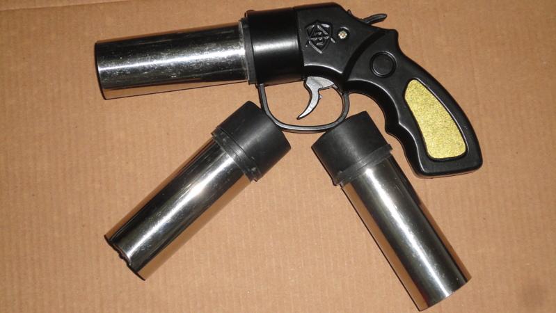 简易装防暴灭火枪