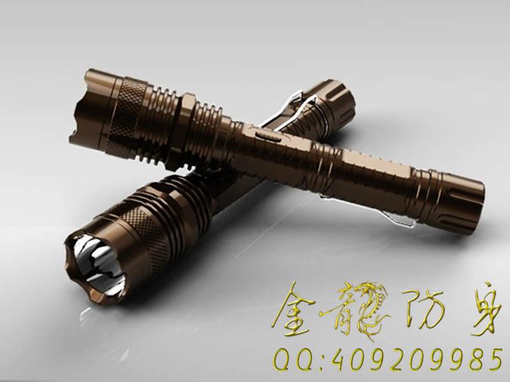 台湾黑鹰爆闪1108型电警棍