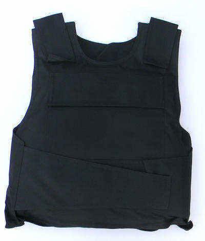 警用软质防刺衣-软质防刺服-防刺背心
